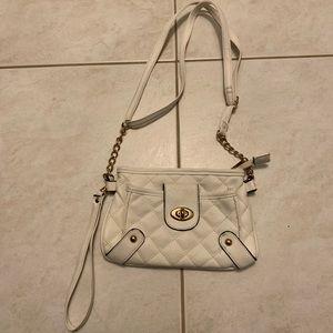 white small bag